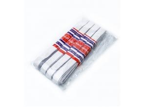 Резинка для белья белая 3м с