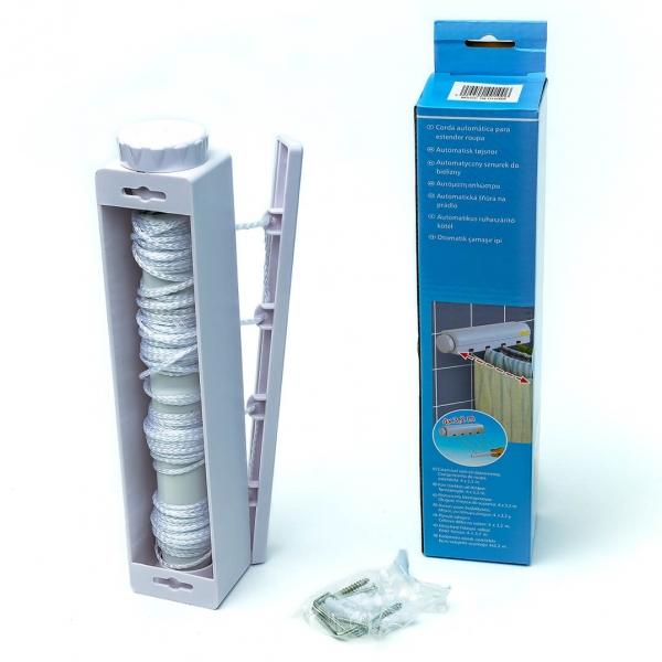 Сушилка для белья вытяжная потолочная 4х3,2м с