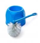 Щетка для унитаза пластик 9111 с