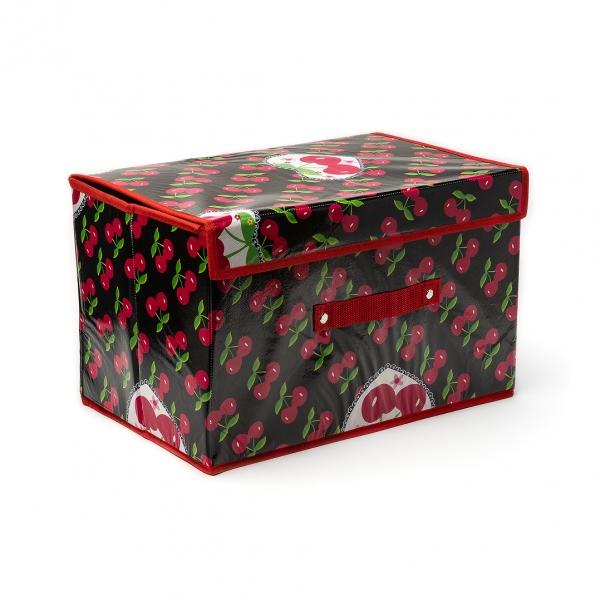 Коробка-шкатулка клеёнка №8 с