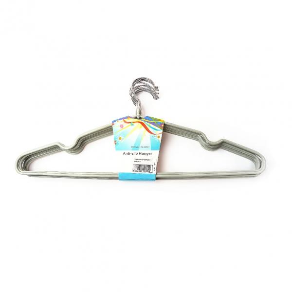 Плечики для одежды силикон с