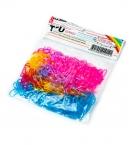 Резиночки для волос силикон с