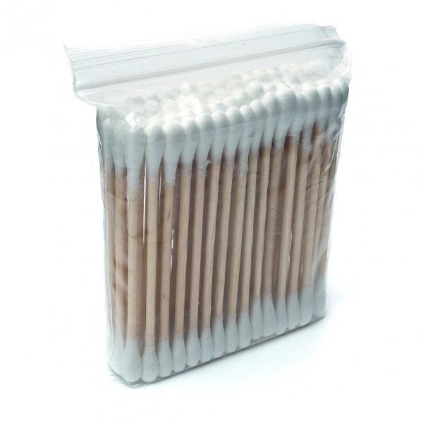 Ватные палочки 100 (0132)с