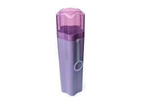 Чехол пластмас для зубных принадлежностей звезда с