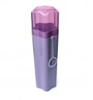 Чехол для зубной щетки и пасты пластиковый Звезда 20х5см с
