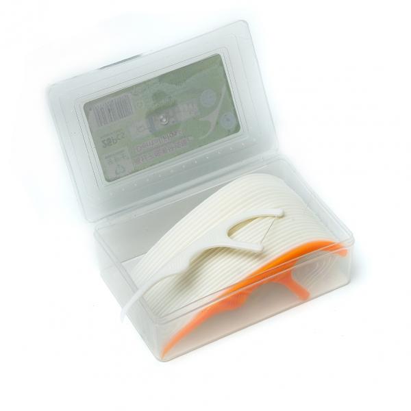 Зубна нитка набір 25шт в коробці с