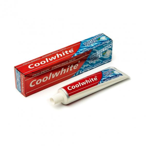 Зубна паста Coolwhite super cool mint 120мл с