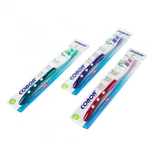 Зубная щетка Cobor с