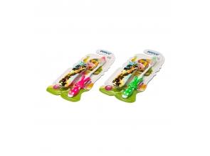 Зубна щітка дитяча Dorco з іграшкою 538 с