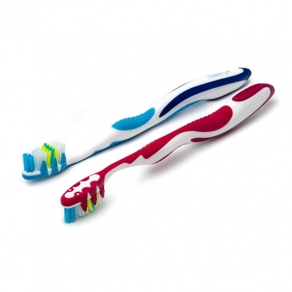 Зубная щетка San-A 1+1 Е-826-2 с