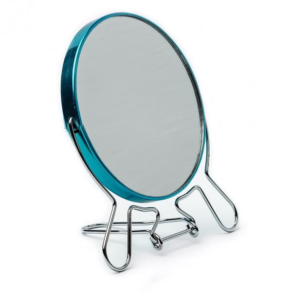 """Зеркало 6"""" круглое на подставке с"""