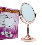 Зеркало двухстороннее на подставке (00735) с