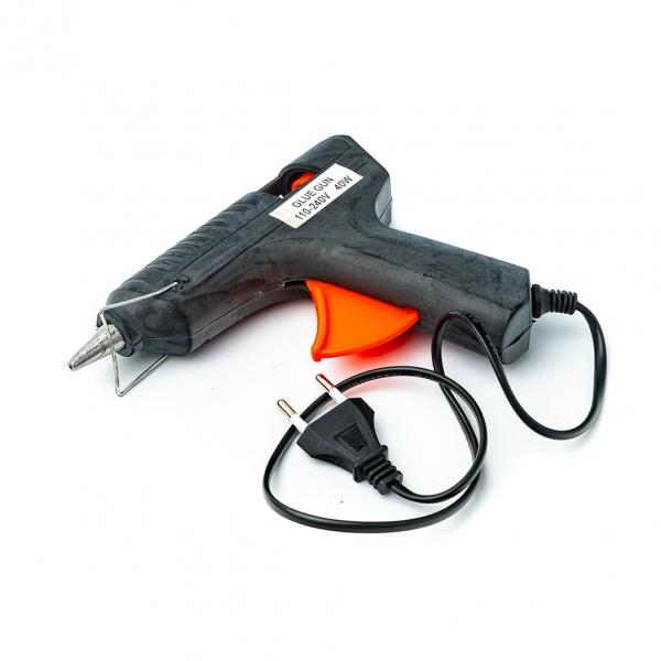 Пистолет клеевой большой с