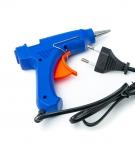 Пистолет клеевой YB-20W c