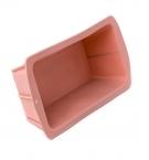 Форма для хлеба силикон 20х10х6см с