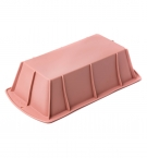 Форма для выпекания хлеба силиконовая 20х10х6см с