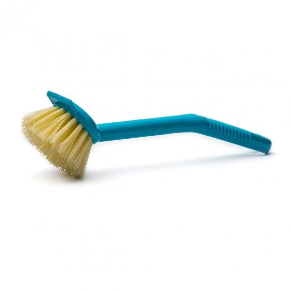 Щетка для посуды с ручкой (7025-0063) с