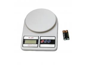 Весы кухонные электронные до 7кг Electronic SF400 c