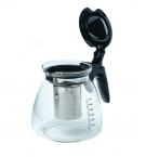 Чайник для заваривания стеклянный 1100мл с