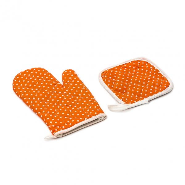 Прихватка и рукавица кухонные с