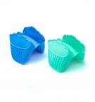 Прихватка силиконовая Кекс с