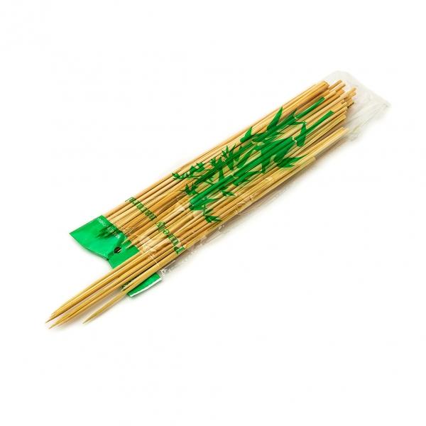 Шпажка бамбук 20см 3205 с