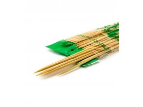 Шпажки для шашлику бамбукові 25см (3250)с