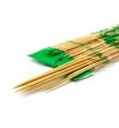Шпажки для шашлыка бамбуковые 20см (3205) с