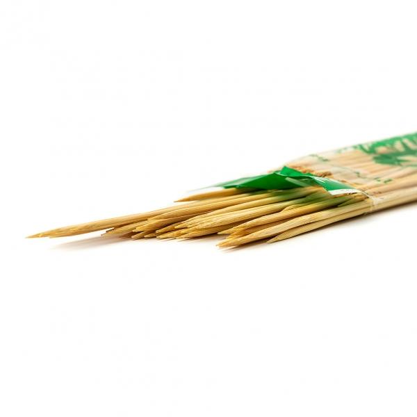 Шпажки для шашлыка бамбуковые 30см (3304) с