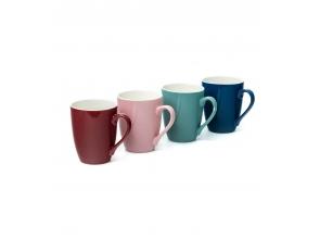 Чашка керамічна 300мл кольорова с