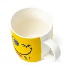 Чашка 300г-керамика Сма́йлик в коробоке 30766 с