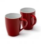 Чашка 300г-керамика цветная  30082 с