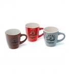Чашка керамическая 230мл coffee 30400 с