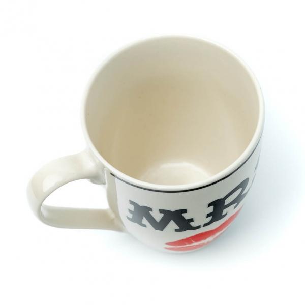 Чашка керамическая 300мл 30389 с