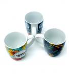 Чашка керамическая 300мл Home 30379 с