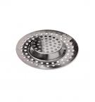 Сетка-фильтр для раковины металлическая с