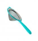 Сито нержавейка 8см с пластиковой ручкой с