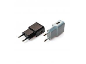 Зарядний пристрій мережевий для USB с