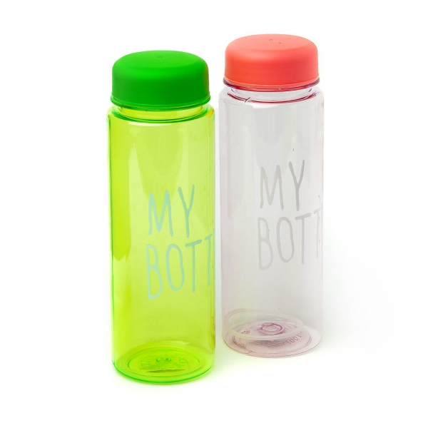 Бутылка для воды My Bottle пластиковая с