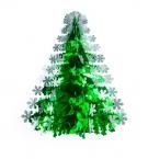 Гирлянда-растяжка елка 48см с