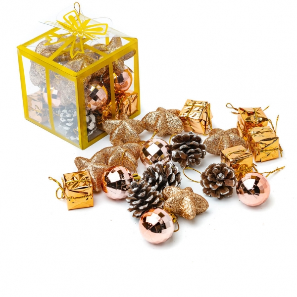 Шары-подарок набор 20шт в коробке 086 с