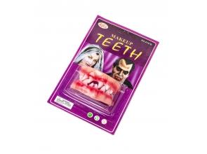 Зуби вампіра силіконові