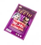 Зубы вампира силиконовые