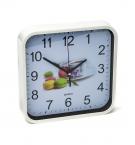 Часы настенные 23х23см L00337 с