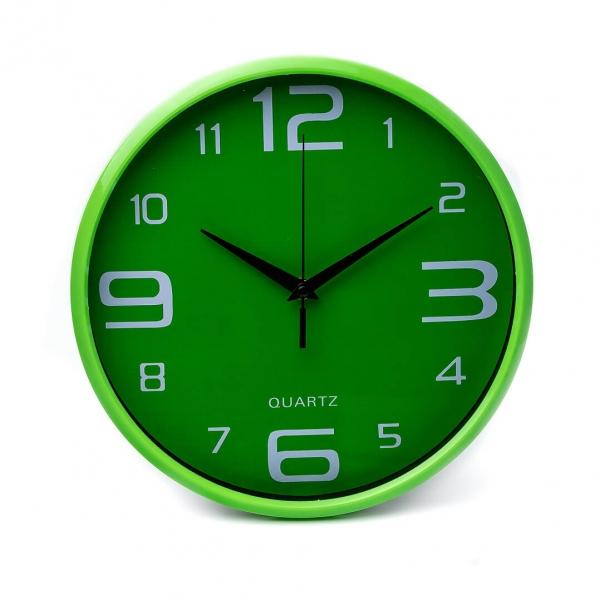 Часы настенные 30см круглые 0017 с