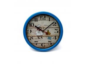 Годинник настінний d-21,5см Кухар с