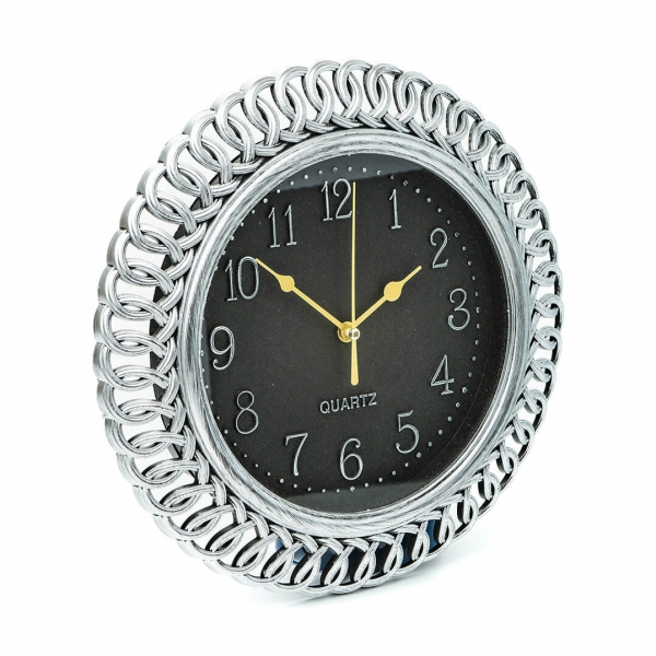 Часы настенные d-26см L00334 с