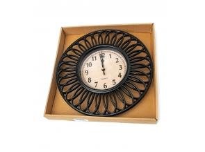 Годинник настінний d-30см L00244 с