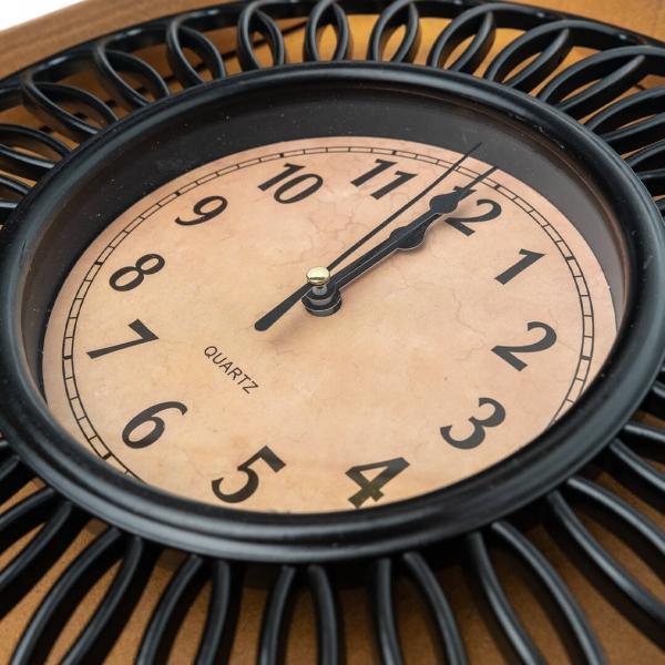 Часы настенные d-30см L00244 с
