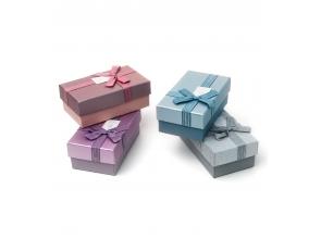 Коробка подарункова Бант 15,5х9х5,8см J00884-885